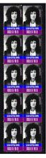 BRIAN MAY, QUEEN GUITAR ICON MINT STAMP STRIP 5
