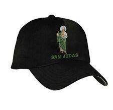 San Judas Tadeo Cap Hat Black