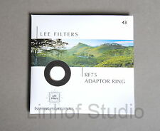 Lee Filters RF75 Series Adapter Ring 43mm Will Fit Seven 5 System