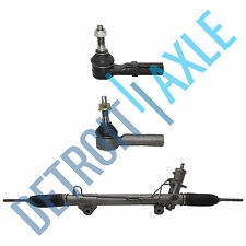 POWER STEERING RACK AND PINION + 2 OUTER TIE RODS for Dodge Durango - 16mm