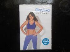 Davina Intense DVD Davina McCall Exercise Fitness Workout New Sealed
