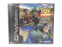 Toy Story Racer (Sony PlayStation 1, 2001) - BRAND NEW! FACTORY SEALED!