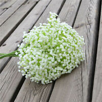 1PC Floral Gypsophila Artificial Fake Silk Flower Plant Party Wedding Home Decor