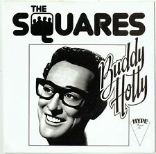 "THE SQUARES - 7"" - Buddy Holly.  UK Picture Sleeve"