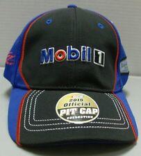 Tony Stewart Mobil 1 Chase Authentics Pit Hat # 14 - Free Ship