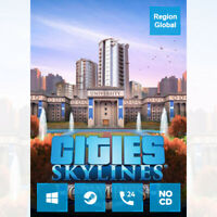 Cities Skylines Campus Expansion DLC for PC Game Steam Key Region Free