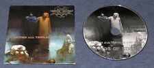 1999 METAL ~ WINDS OF SIRIUS ~ Beyond All Temples ~ RARE PROMO ~ PROMOTIONAL CD