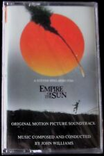 Empire of the Sun Movie Soundtrack:  John Williams (Cassette, 1990, Warner) NEW