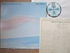GROVER WASHINGTON, JR. – SKYLARKIN' LP Made in Japan  Motown – VIJ 6340 + insert