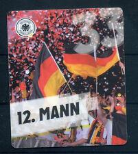 REWE Offizielle DFB-Sammelkarte 33 (12. Mann)