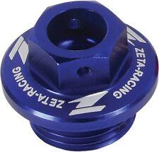 ZETA - ZE89-2312 - Oil Filler Plug, Blue Kawasaki KX250F 04-17, KX450F 06-17