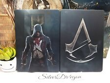 Assassins Creed Unity G1 Steelbook Collectors edition No Game