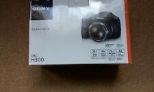 Sony Cyber-shot DSC-H300 20.1mp 35x Optical Zoom Digital Camera