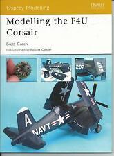 Osprey Modelling the F4U Corsair Reference OSPMOD 24 ST  NM