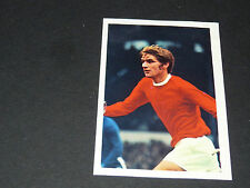 202 PAUL EDWARDS MANCHESTER UNITED FKS PANINI FOOTBALL ENGLAND 1970-1971