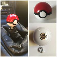 Pokemon Pokeball shift knob Ball 52mm 10X1.25 thread for 240sx 350z rx7 & more