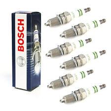 6x Smart City-Coupe MC01 0.6 Genuine Bosch Super Spark Plugs