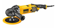 "DEWALT DWP849X Variable Speed Polisher 7""/9"" Soft Start NIP DWP849"