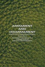Armament and Disarmament: South Africa's Nuclear Experience (Paperback or Softba