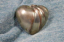 Colgante Corazón. Art Decó. S.XX Heart pendant. Art Deco