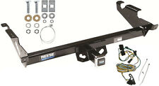 1987-1995 CHEVY G10 G20 G30 TRAILER HITCH W WIRING KIT CLASS III REESE BRAND NEW