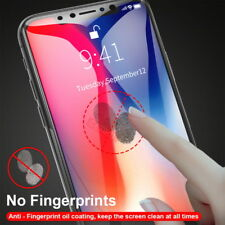 iPhone 11 Pro Max  7 8 Screen Protector 9H Full Cover Edge Curved Tamper Glass b