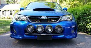 Fits 2008 Subaru WRX / STI RALLY LIGHT BAR, Bull Bar, 4 Light Mounting Tabs, SSD