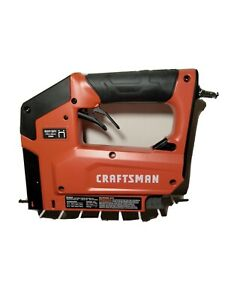 "Craftsman 18GA 3/8"" Crown Air Stapler - CMPCS38 never used"