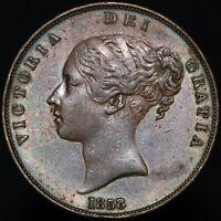 1858/7 | Victoria Penny | Copper | Coins | KM Coins