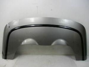 Cover Hood Lid Cover Flap 1EU Steel Grey Metallic Saab 9-3 Cabriolet