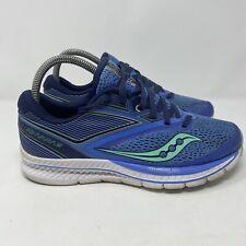 Saucony Kinvara 9 Everun Women's Size 8 Blue Green Athletic Running Shoes