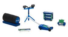 GreenLight Falken Reifen Shop Werkzeug Zubehör Packung 16060 A 1/64