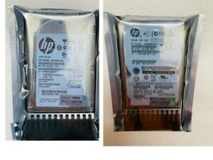 "HP Gen Gen7 Gen6 G6 G7  900GB 10K RPM SAS-6GB/s 2.5"" HDD 619291-B21 619463-001"