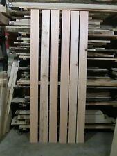 6 Lärchenholzbretter 165 cm x 10 cm x 19 mm geschliffen; Lärchenholz(5259)