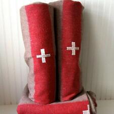 Swiss Army Estilo Manta de peso pesado 80% Lana 200 X 155cm Camping/Scouts Etc