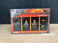 LEGO Bricktober 2018 Set 5005255 Jurassic World Collectible Minifigures Limited
