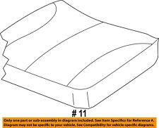 Ram CHRYSLER OEM 13-16 3500 Front Seat-Seat Cover Left 5MV61LA8AB
