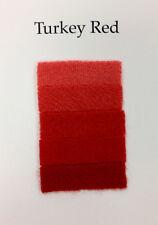 1/3 Oz Turkey Red Cushing Acid Dye Feather Wool Cashmere Alpaca Non-bleeding