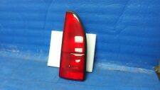 NEW NISSAN QUEST 1993-1995 Taillight Taillamp Rear Left Brake Light Lamp OEM