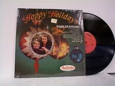 "SANDLER & YOUNG ""HAPPY HOLIDAYS"" LP MINT IN SHRINK"