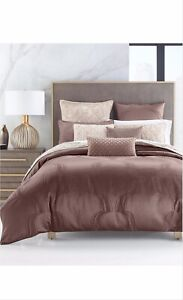 Hotel Collection Contour Duvet Cover, Full/Queen  $335