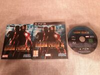 IRON MAN 2 PS3 PLAYSTATION 3 PREOWNED