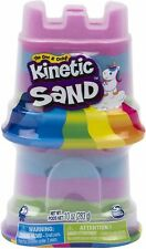 Kinetic Sand, 2-Pack Rainbow Unicorn 5oz Multicolor Containers
