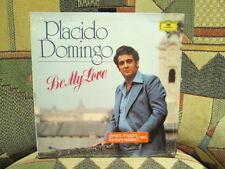 PLACIDO DOMINGO - Be My Love - DEUTSCHE GRAMMOPHON 2530 700 (PROMO) - SEALED LP