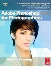 Adobe Photoshop CS5 for Photographers: a professional image editor's-ExLibrary