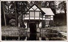 Ellesmere posted Colermere Boat House.