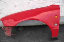 Audi A4 B5 (bis ca Mitte 1999 Bild vergleichen) Kotflügel vorne links rot LY3H