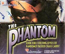 Phantom The Movie Hobby Box (1996 Inkworks) FACTORY SEALED. WOW. RARE
