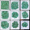 Top Natural Untreated Zambian Emerald Pear Cut Loose Gems Wholesale Lots