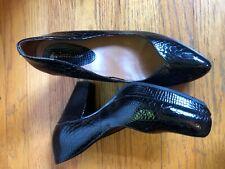 Earth 9.5 Women's Tarnow Black Patent Leather Heels-Gorgeous!!!